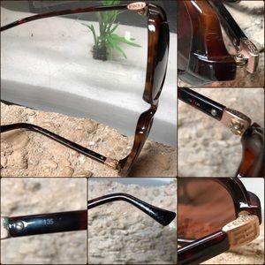 FENDI Havana 135 Tortoise Eye Prescript Sunglasses